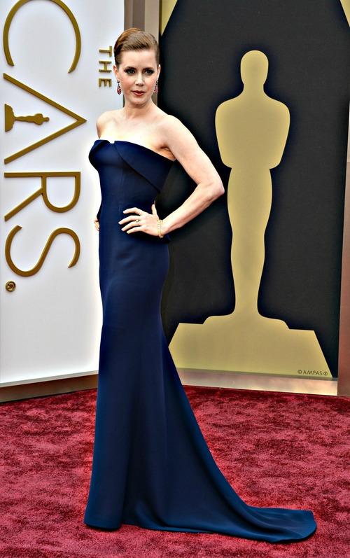 Amy+Adams+Gucci+Oscars+2014