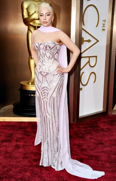 Lady+Gaga+Oscars+2014