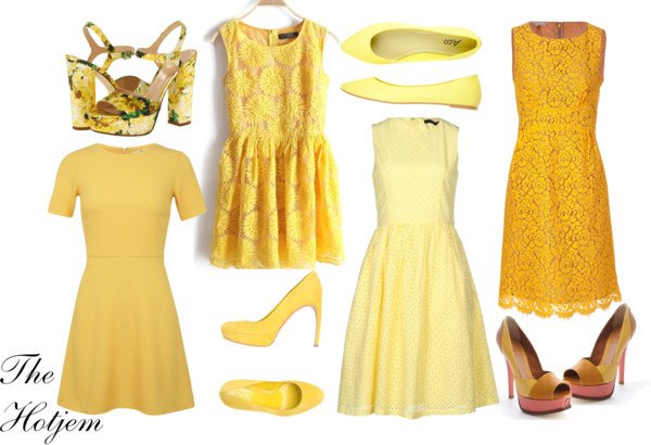 Different Shades Of Yellow spring fever: different shades of yellow – the hotjem | africa's