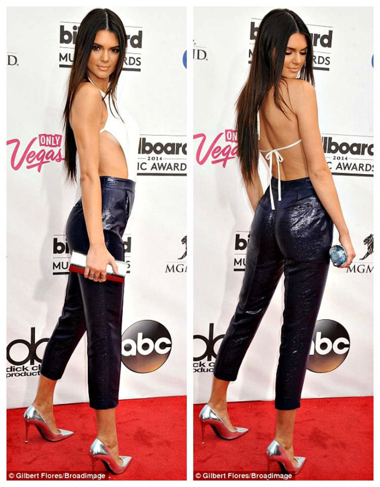 KendallCollageBillboardAwards2014