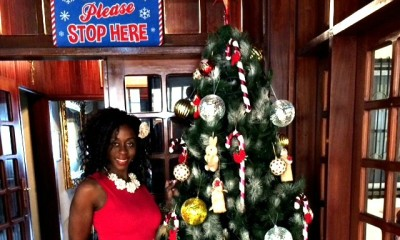 Merry Christmas Cameroon style Dec 25, 2014