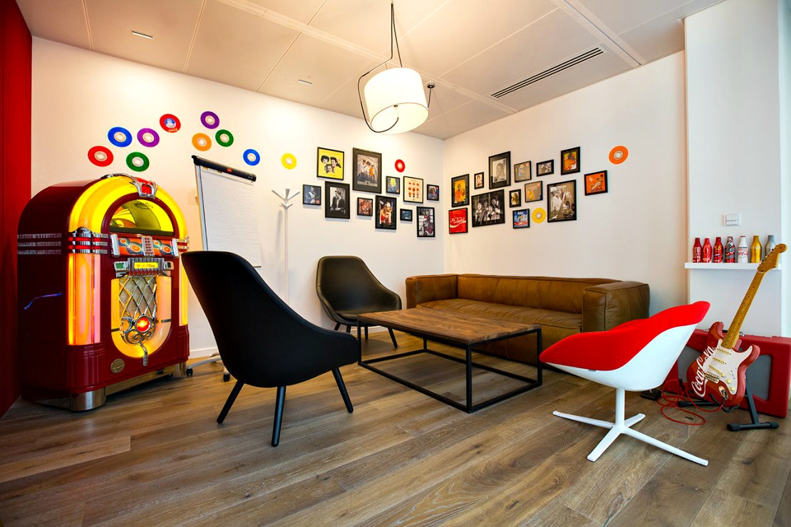 Coca Colas New Office 1