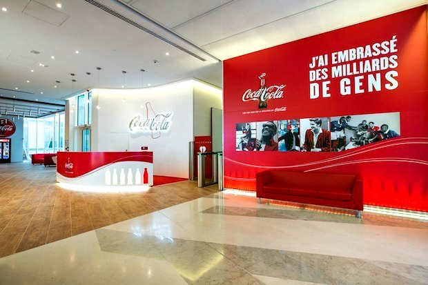 Coca Colas New Office 2