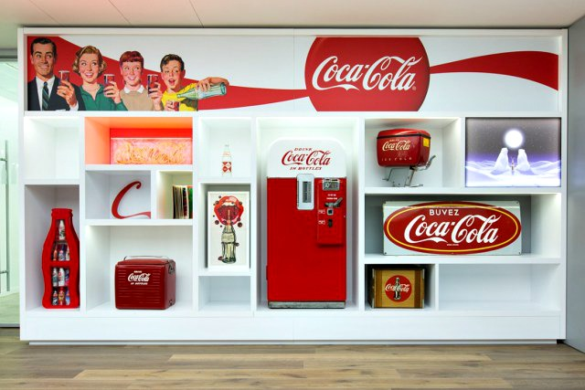 Coca Colas New Office 3