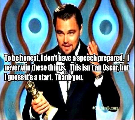 Leonardo DiCaprio Meme