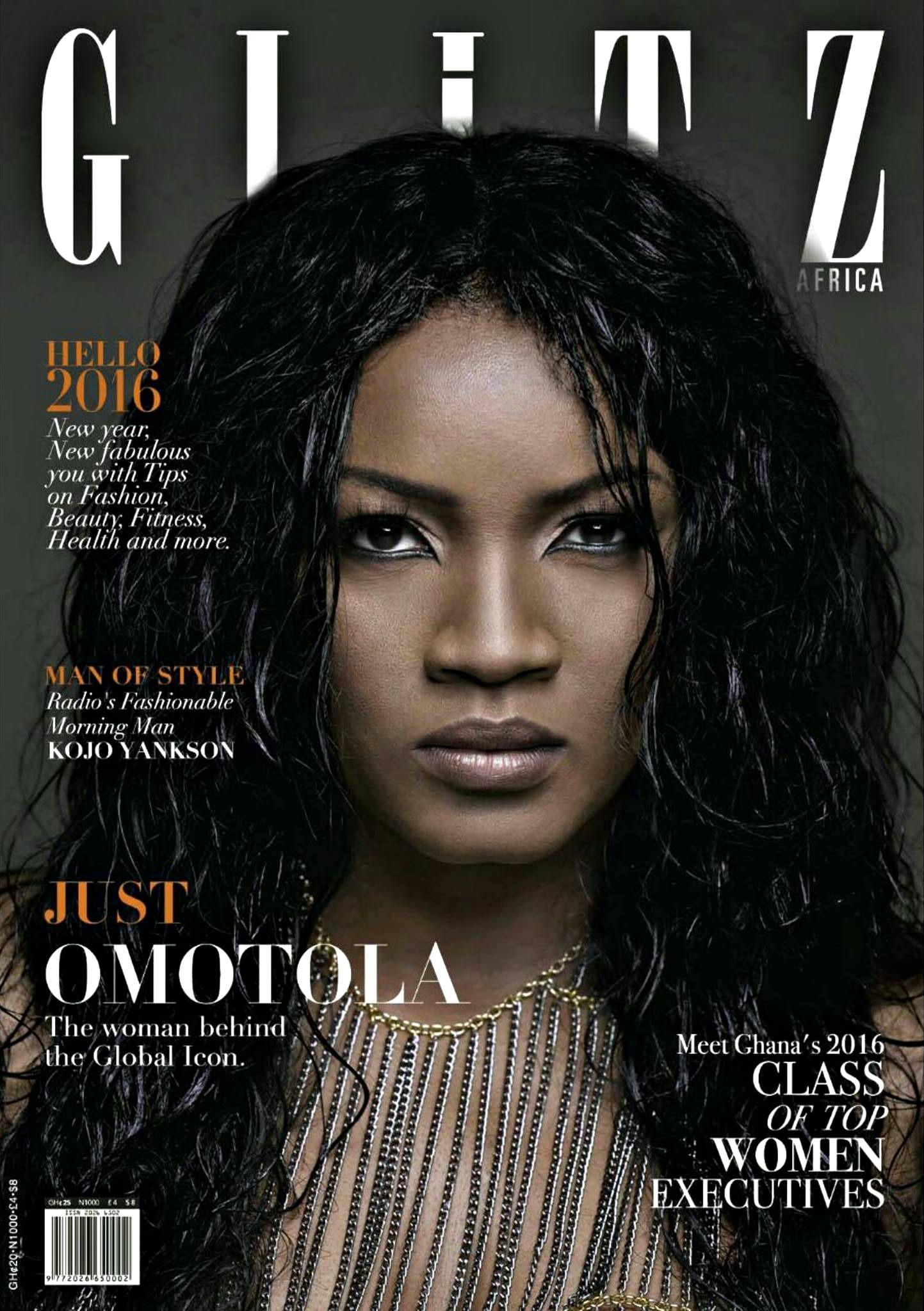Glitz imane Magazine