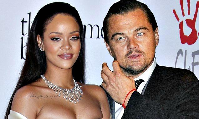 Rihanna Leonardo DiCaprio2