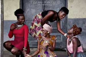 SPOTLIGHT: WHY KELLY BLAISE ACHU LOVES HIS TEAM OF BEAUTIFUL MODELS!