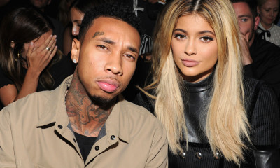 PHOTO: Kylie Jenner and Tyga. Photo Credits: http://www.eonline.com/
