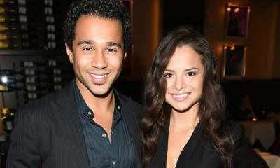 PHOTO: Corbin Bleu and Sasha Clements. Photo Credit: cbsnews.com