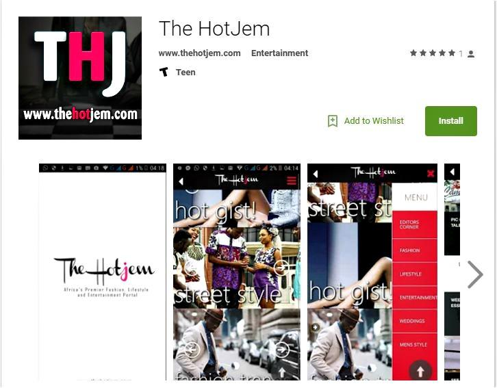 THJ App Google Play1