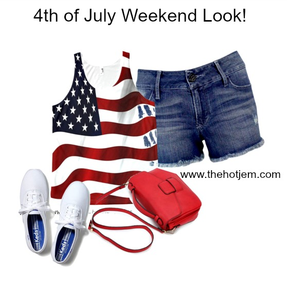 Weekend Look - 4th of July Weekend 2016