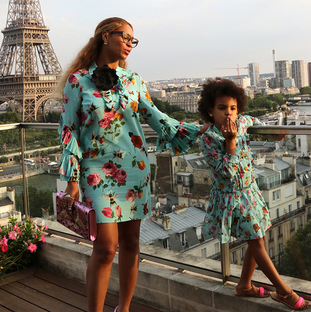 PHOTO: Beyonce and Blue Ivy. Photo Credit: beyonce.com