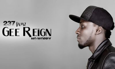 "PHOTO: Gee Reign ""No Worry"" cover"