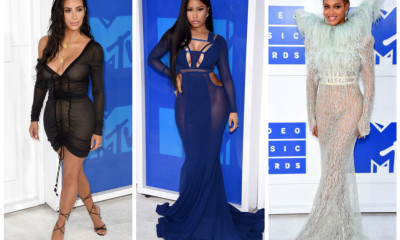 PHOTO: Kim Kardashian West, Nicki Minaj, Beyonce Knowles Carter