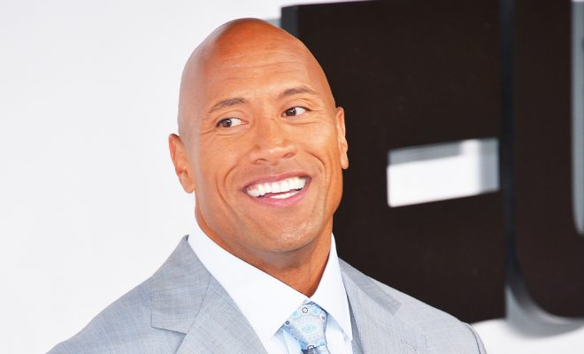 Dwayne Quot The Rock Quot Johnson Is The Highest Paid Actor In