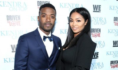 PHOTO: Ray J and Princess Love. Photo credit: www.ibtimes.com