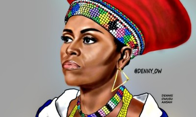 pic-of-the-day-michelle-obama-drawing-by-denny-ow