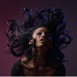 PIC OF THE DAY: LET YOUR HAIR OUT AND BE FREE!
