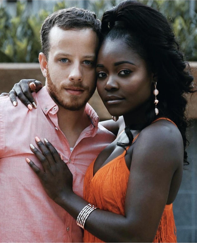 To guys black girl white attracted White female